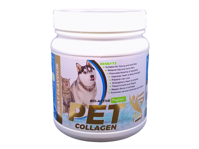 PET Collagen 450 gram