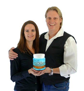 Pierre van Zyl & Nina van Zyl