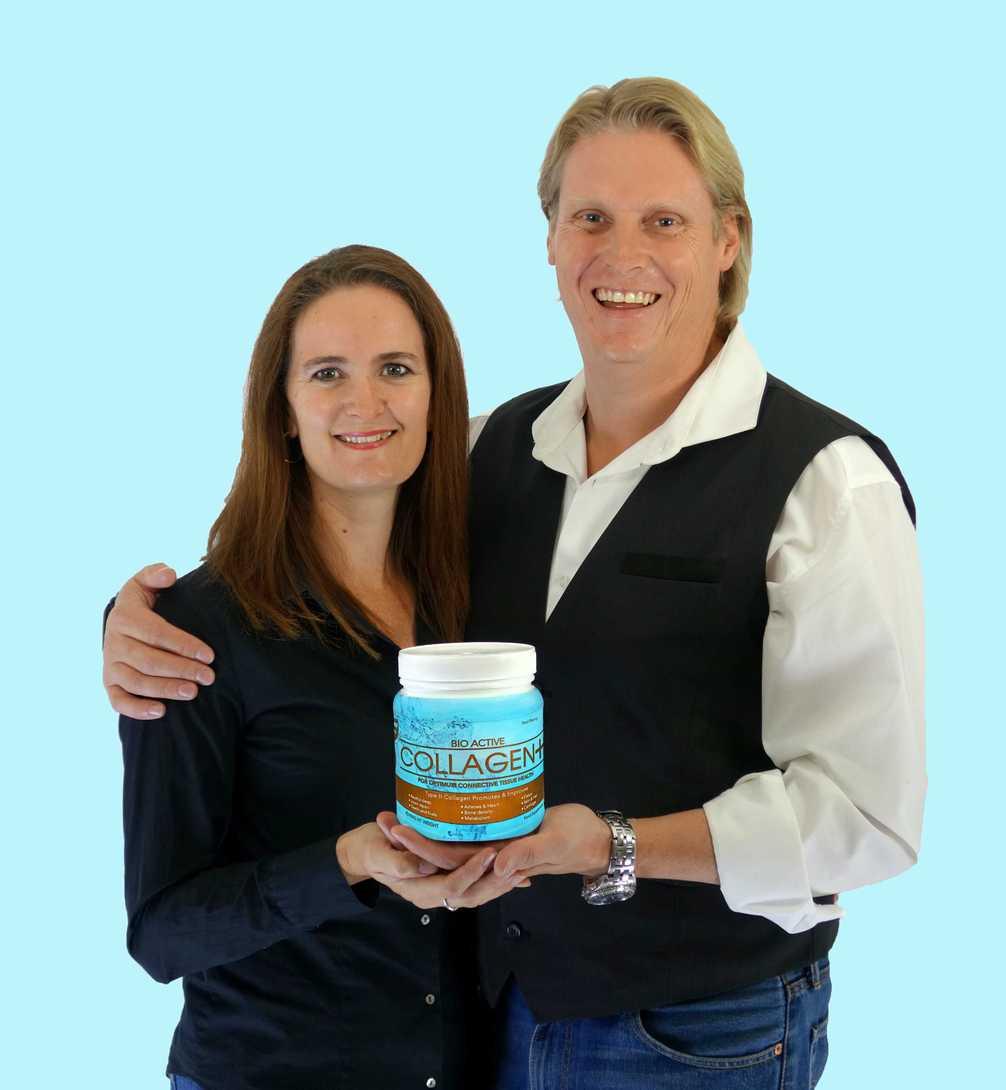 2Pierre van Zyl & Nina van Zyl