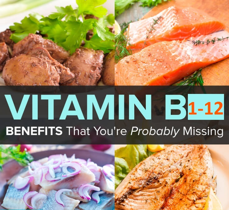 Foods with b6 and b12