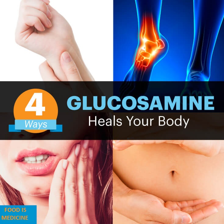 How To Get Glucosamine Naturally