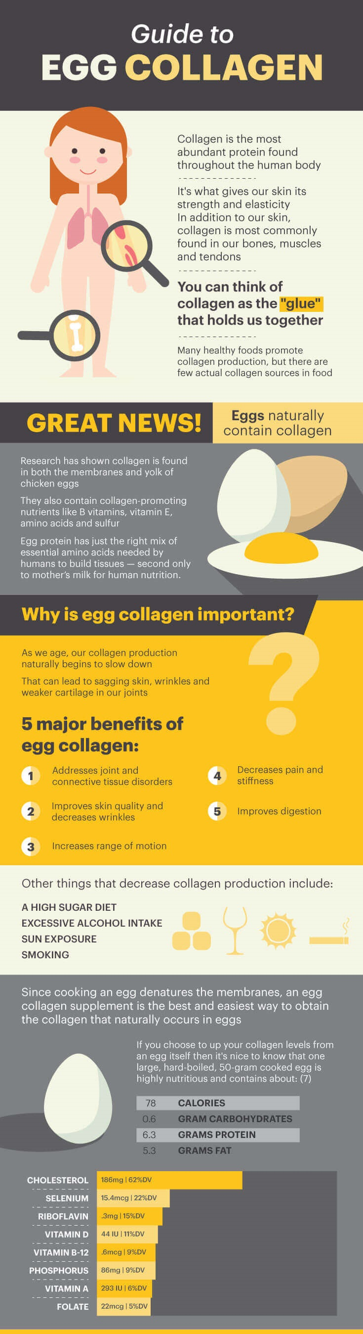 Collagen egg www.getcollagen.co.za