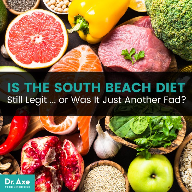 the benefits of the south beach
